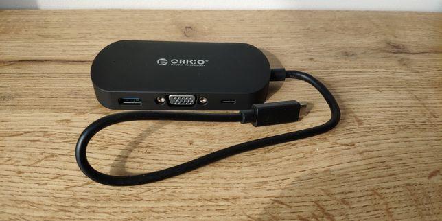 USB-C HUB VGA Thunderbolt 3 Macbook