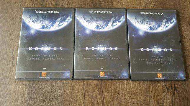 Kosmos-seria filmów na dvd