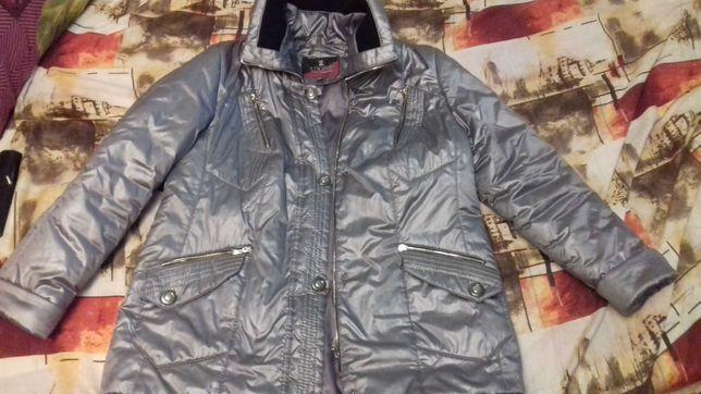 Куртка 58 р. Деми-зима