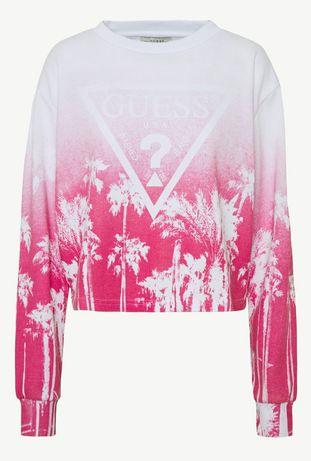 Bluza różowa guess 38 rozmiar M
