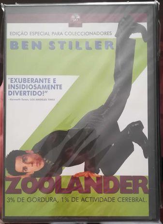 Zoolander - com Ben Stiller - comédia
