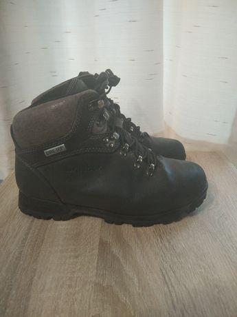 Зимние ботинки кожа Brasher gore-tex