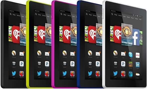 Планшет Amazon Kindle Fire HD 7 SQ46CW (4rd Generation)