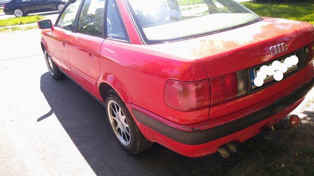 Audi 80 B4 1,9 TDI , 90KM , ładna, CENA OSTATECZNA