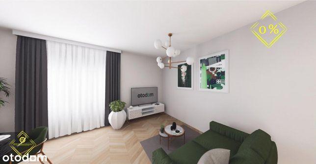 Podjasnogórska/ 62,49m2/ 3 pokoje / taras 14,09 m2