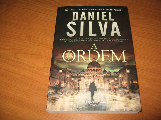 Livro de Daniel Silva - A Ordem