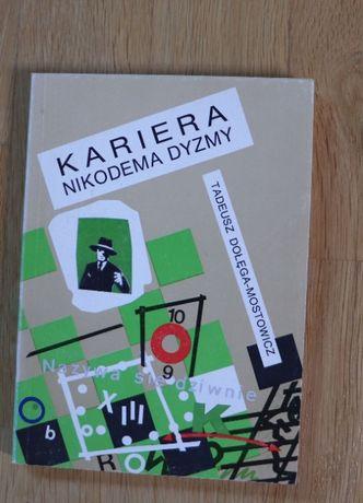 Tadeusz Dołęga-Mostowicz Kariera Nikodema Dyzmy