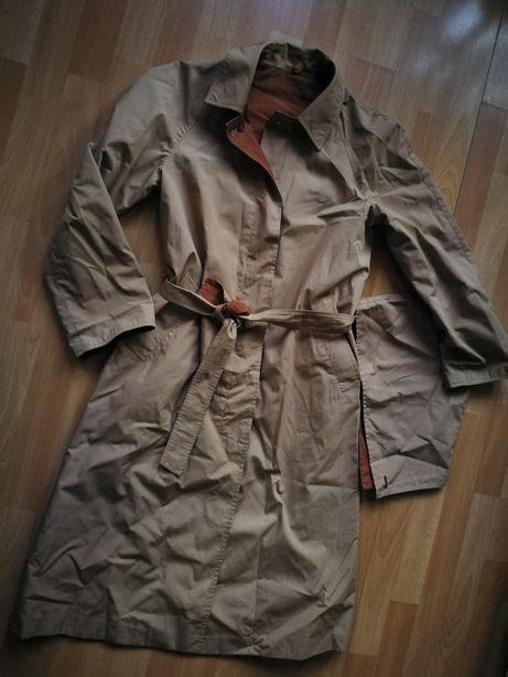 Burberry noname trencz płaszcz dwustronny M L 38 40