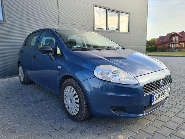 Fiat Punto 2007r Klimatyzacja, LPG