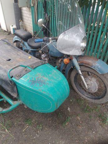 Мотоцикл МТ-9