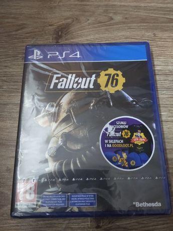 Gra PlayStation 4 Fallout 76 PL PS4 Nowa Folia