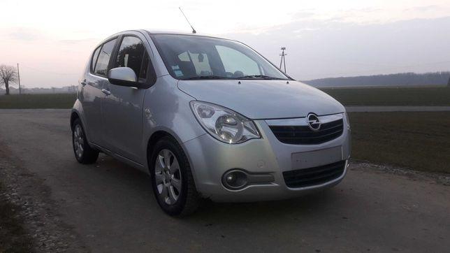 Opel Agila 102500km