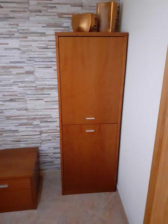 trio de moveis de sala + estante