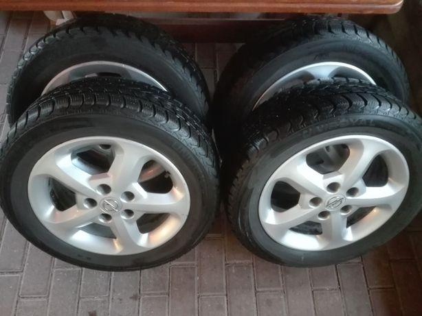 Sprzedam oryginalne koła zimowe aluminiowe dla Opel Meriva B 205x55x16