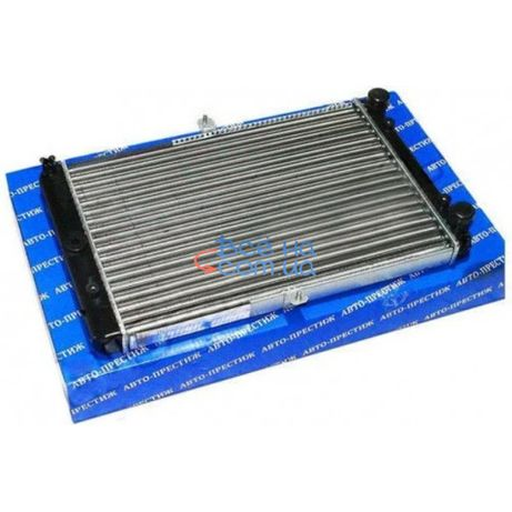 Радиатор охлаждения ВАЗ 2108, 2109, 21099, 2113 - 2115 (алюминиевый)