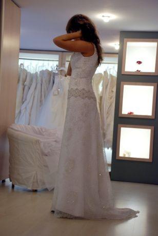 suknia ślubna na przeróbki