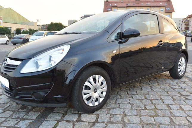 *Opel Corsa 1.0/60 KM 2008r*Klima*Isofix*Niski Udok Przeb 113 Tys Km