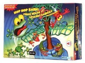 Mattel Hop Hop skaczące żabki - 50%