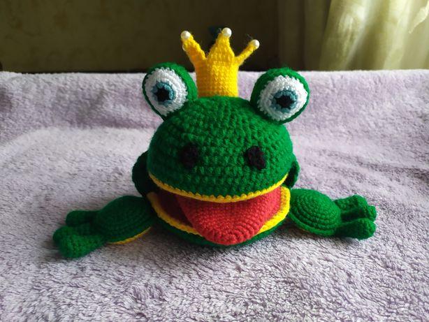 Логопедична жабка, логопедическая лягушка