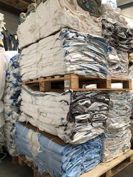 BIG BAG BAGI begi bigbags 100/100/173 cm z uszczelnionymi szwami