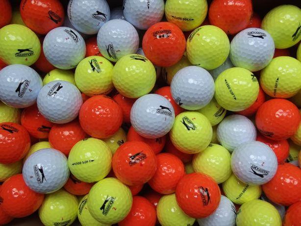 piłka do golfa Slazenger trzy kolory