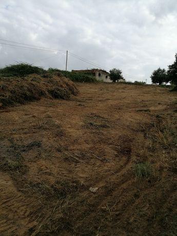 terreno construção Rio Maior