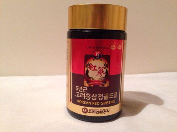 Экстракт красного корейского женьшеня Голд