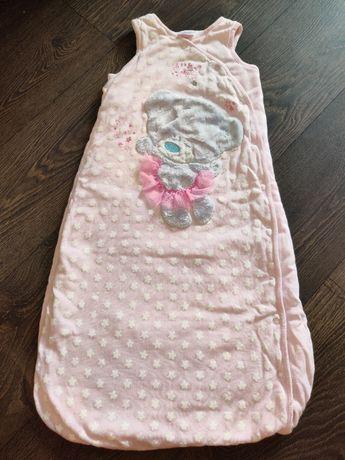Детское одеяло мешок конверт кокон для новорожденного