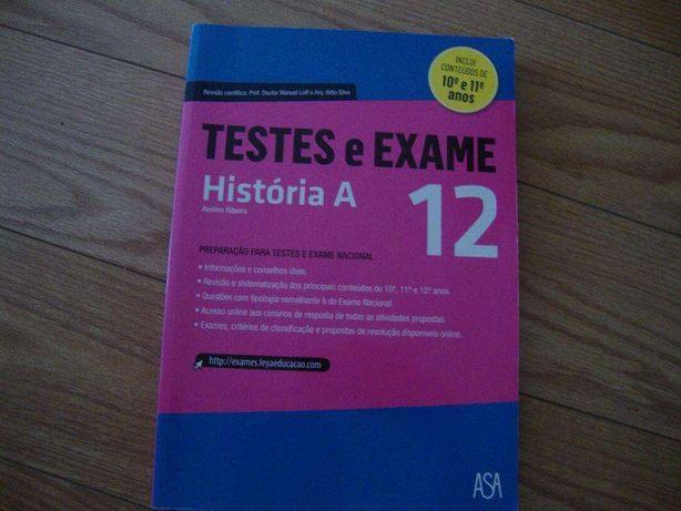 livro História A 12ºano
