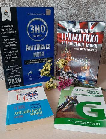 Посібники для підготовки до ЗНО з англійської мови