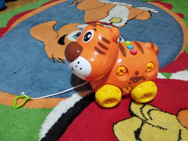 Zabawka dla dzieci tygrysek