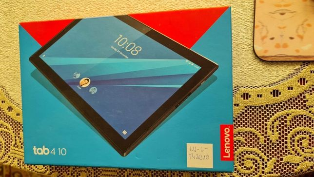 "Lenovo Tab 4 10"" LTE"