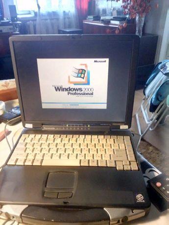 Ноутбук Panasonic CF- 71 (Pentium 2) рабочий.
