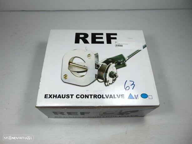 Válvula de escape - SRS, flange de 3 parafusos tipo Ø63,50 mm / 2,50 '' - Novo