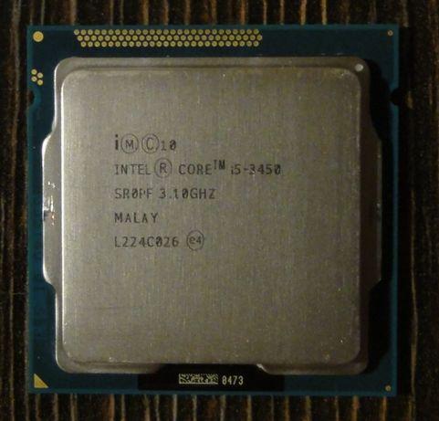 Процессор Intel Core i5-3450 (S1155/4x3.1GHz/5GT/s/6MB/77Вт/BX80637I53