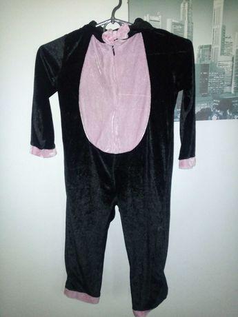 Kot kotek strój kostium przebranie karnawał 104 cm