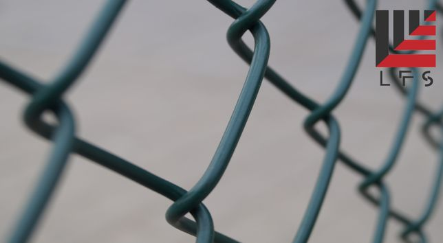 Siatka ogrodzeniowa ocynk pcv 150 cm,ogrodzenie Dostawa GRATIS