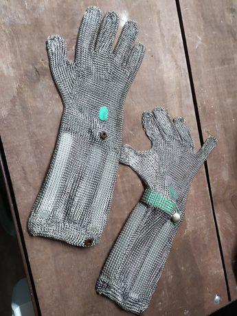 Rękawice masarskie