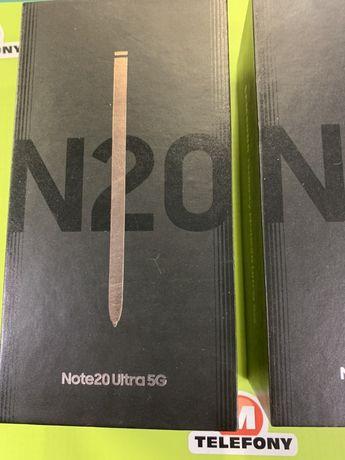 Metro Natolin Samsung Galaxy Note 20 ULTRA 5G black bronze nowy dowóz