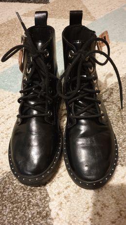 Buty przejściowe zara 33