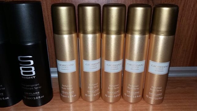 Oriflame dezodorant Giordani Gold Essenza