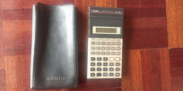 Casio fx-82b Calculadora Cientifica - Bom estado