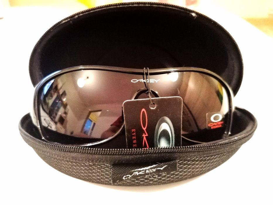 Nowe okulary przeciwsłoneczne OKEY EYEWEAR +etui Super zestaw!
