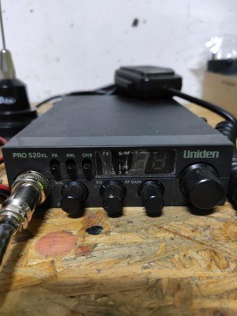 Cb radio Uniden antena Gratis