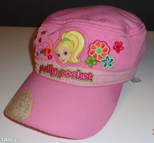 czapka młodzieżowa -dla dziewczynki różowa