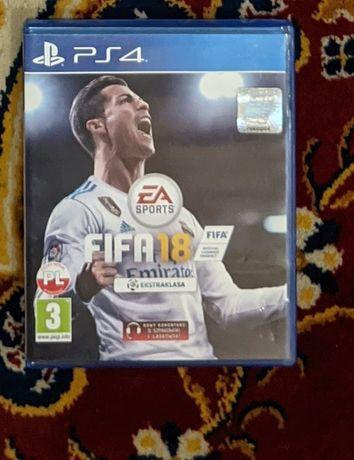 FIFA 18 - gra PS4