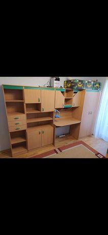 Ścianka meblowa do pokoju dziecięcego