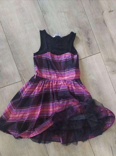 Elegancka sukienka 9- 10  lat