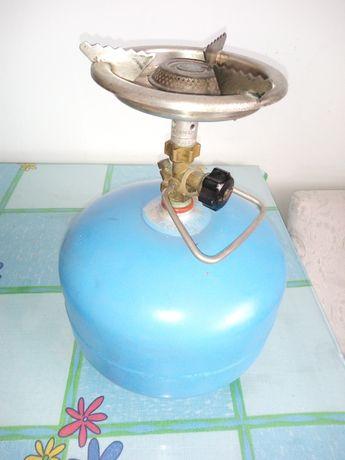 Kuchenka turystyczna gazowa z butlą