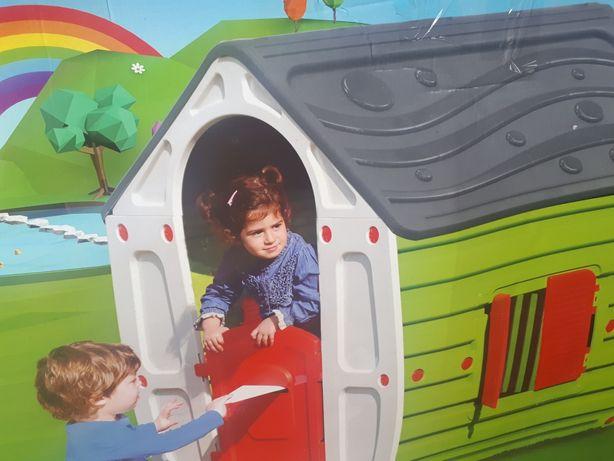 Domek ogrodowy pokojowy dla dzieci